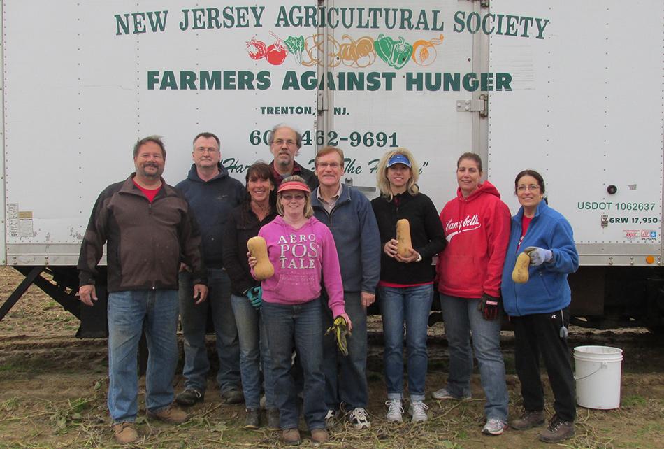 Farmers against Hunger