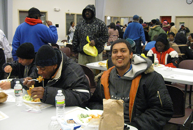Meals Program Guests