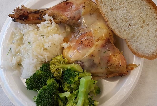 Meals Program Serves Nutritious Meals
