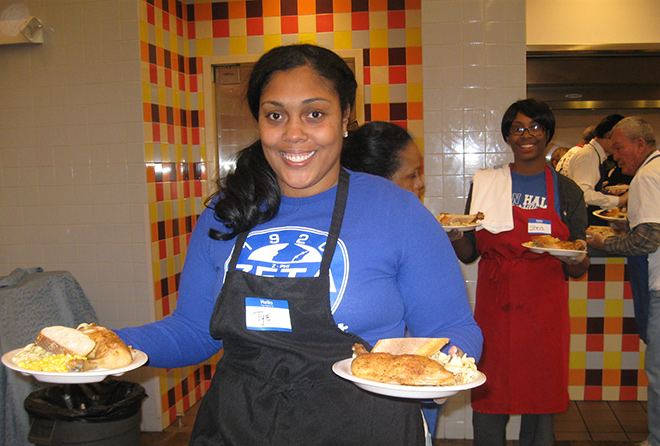Meals Program Volunteer