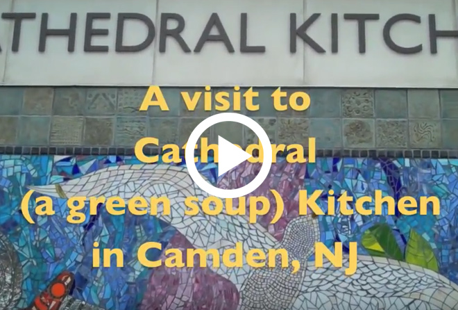 Cathedral Kitchen A Green Soup Kitchen