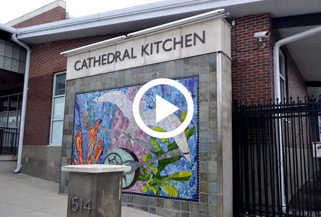 Video about Volunteering at Cathedral Kitchen