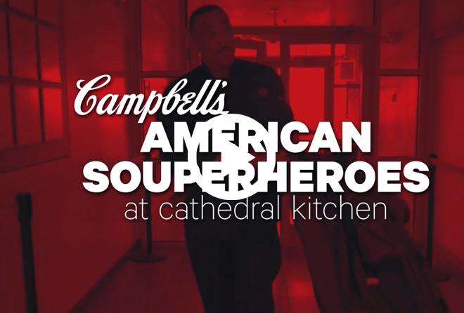 Campbells American  Superheroes